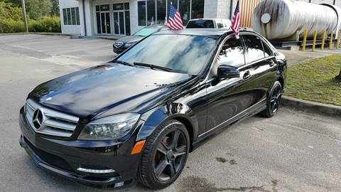 2011 Mercedes-Benz C-Class for sale in Tallahassee, FL