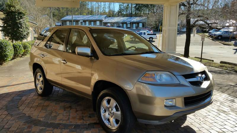 2005 Acura Mdx Awd 4dr Suv In Tallahassee Fl Elite Automotive