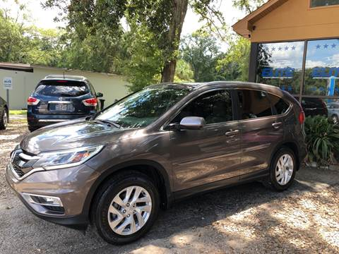 Hondas For Sale By Owner >> 2015 Honda Cr V For Sale In Tallahassee Fl