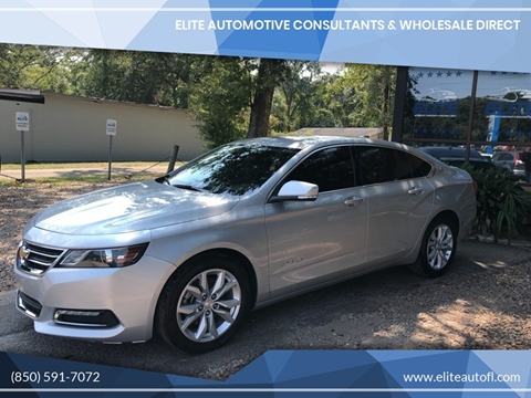 2019 Chevrolet Impala for sale in Tallahassee, FL