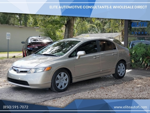 2006 Honda Civic for sale in Tallahassee, FL