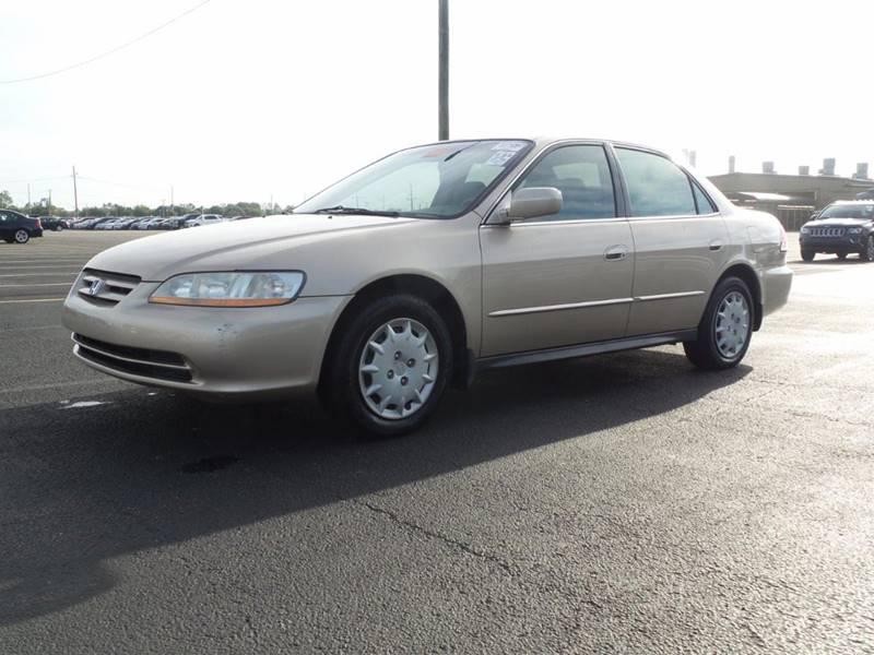 2002 Honda Accord LX 4dr Sedan   Tallahassee FL