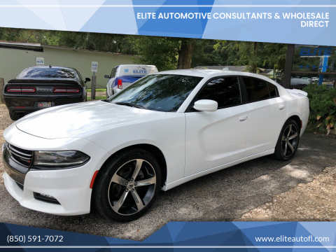 2017 Dodge Charger for sale at Elite Automotive Consultants & Wholesale Direct in Tallahassee FL