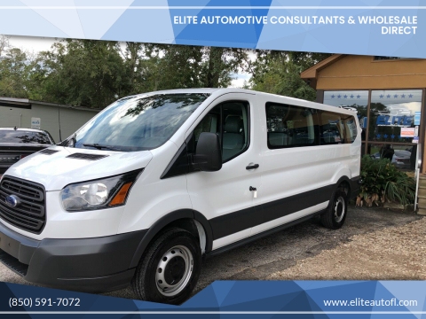 2018 Ford Transit Passenger for sale at Elite Automotive Consultants & Wholesale Direct in Tallahassee FL
