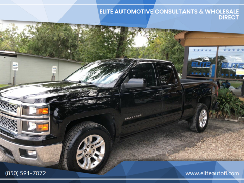 2015 Chevrolet Silverado 1500 for sale at Elite Automotive Consultants & Wholesale Direct in Tallahassee FL