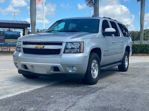 2014 Chevrolet Suburban for sale at Elite Automotive Consultants & Wholesale Direct in Tallahassee FL