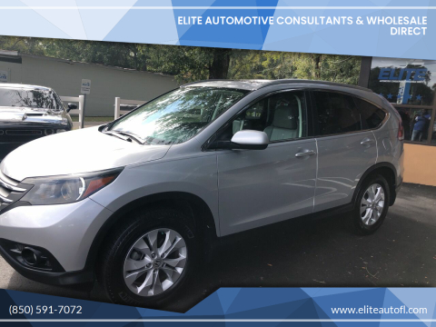 2014 Honda CR-V for sale at Elite Automotive Consultants & Wholesale Direct in Tallahassee FL