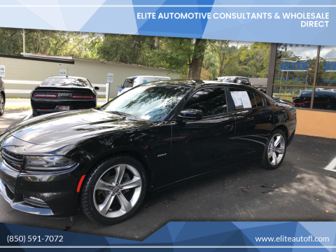 2016 Dodge Charger for sale at Elite Automotive Consultants & Wholesale Direct in Tallahassee FL