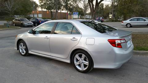 2014 Toyota Camry for sale in Tallahassee, FL