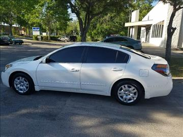 2009 Nissan Altima for sale in Tallahassee, FL