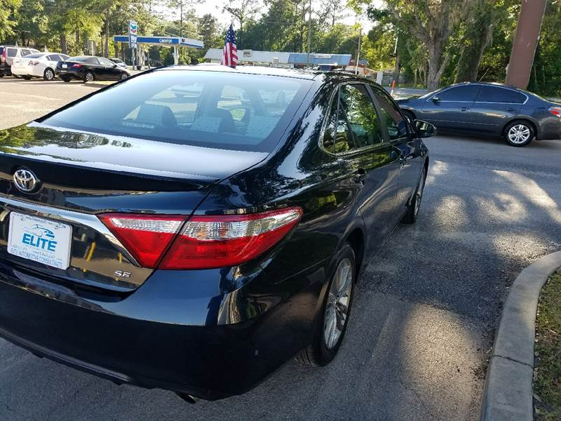 2016 Toyota Camry Special Edition 4dr Sedan - Tallahassee FL