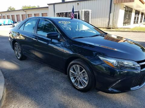 2016 Toyota Camry for sale in Tallahassee, FL
