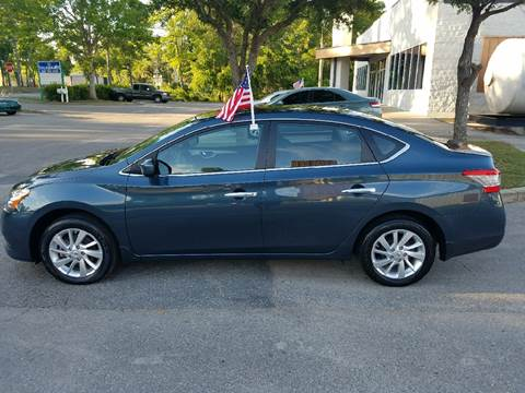 2014 Nissan Sentra for sale in Tallahassee, FL