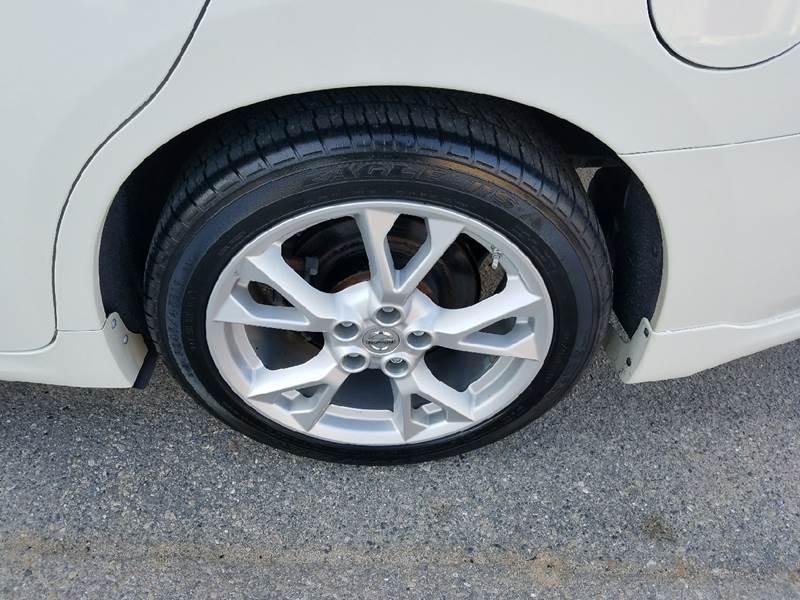 2014 Nissan Maxima 3.5 SV 4dr Sedan - Tallahassee FL