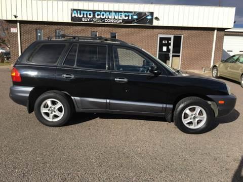 2002 Hyundai Santa Fe for sale in Denver, CO