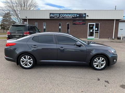 2011 Kia Optima for sale in Denver, CO