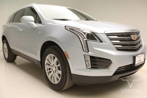 2017 Cadillac XT5 for sale in Vernon, TX