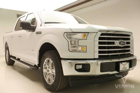 2017 Ford F-150 for sale in Vernon, TX