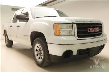 2008 GMC Sierra 1500 for sale in Vernon, TX