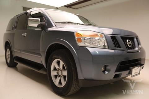 2012 Nissan Armada for sale in Vernon, TX