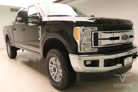 2017 Ford F-250 Super Duty for sale in Vernon, TX