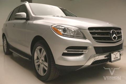 2013 Mercedes-Benz M-Class for sale in Vernon, TX