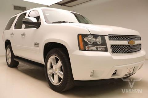 2014 Chevrolet Tahoe for sale in Vernon, TX