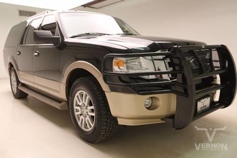 2014 Ford Expedition EL for sale in Vernon, TX