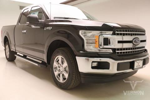 2018 Ford F-150 for sale in Vernon, TX