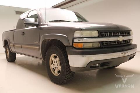 2002 Chevrolet Silverado 1500 for sale in Vernon, TX
