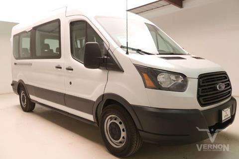 2017 Ford Transit Wagon for sale in Vernon, TX