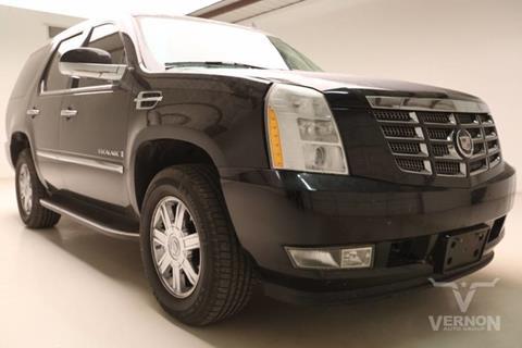 2007 Cadillac Escalade for sale in Vernon, TX