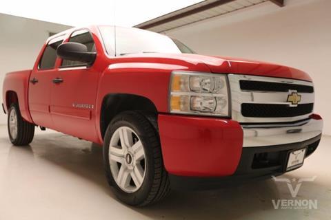 2007 Chevrolet Silverado 1500 for sale in Vernon, TX