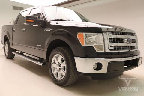 2013 Ford F-150 for sale in Vernon, TX