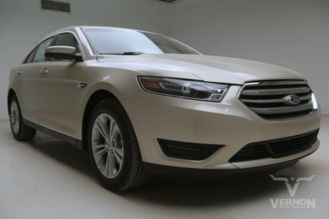 2018 Ford Taurus for sale in Vernon, TX