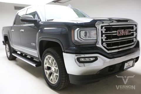2018 GMC Sierra 1500 for sale in Vernon, TX