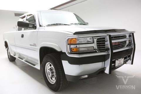 2002 GMC Sierra 2500HD for sale in Vernon, TX