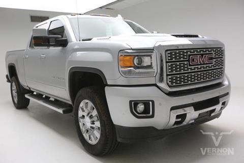 2019 GMC Sierra 2500HD for sale in Vernon, TX