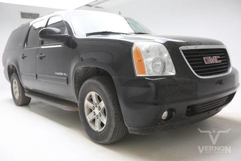 2012 GMC Yukon XL for sale in Vernon, TX