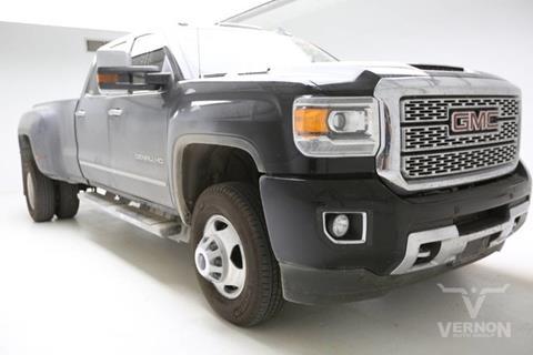 2018 GMC Sierra 3500HD for sale in Vernon, TX