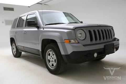 2015 Jeep Patriot for sale in Vernon, TX
