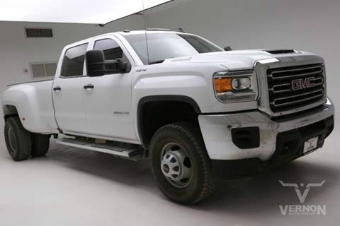 2018 GMC Sierra 3500HD for sale in Vernon, TX