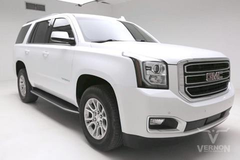 2018 GMC Yukon for sale in Vernon, TX