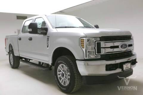 2019 Ford F-250 Super Duty for sale in Vernon, TX
