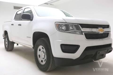 2017 Chevrolet Colorado for sale at Vernon Auto Group in Vernon TX