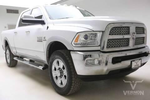 2014 RAM Ram Pickup 2500 Laramie for sale at Vernon Auto Group in Vernon TX