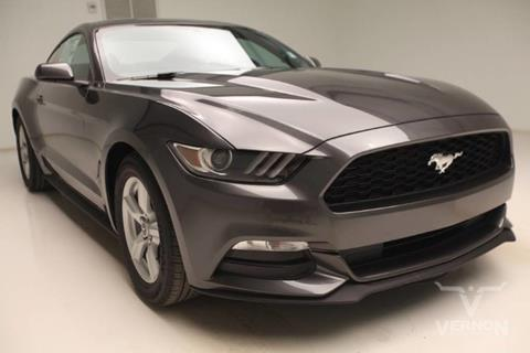 2017 Ford Mustang for sale in Vernon, TX