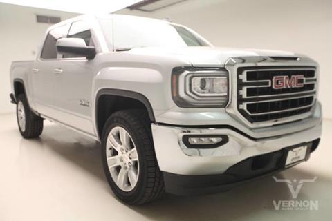 2017 GMC Sierra 1500 for sale in Vernon, TX