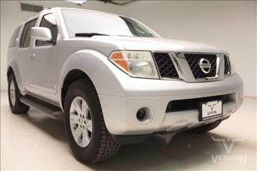 2006 Nissan Pathfinder for sale in Vernon, TX