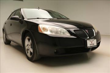 2008 Pontiac G6 for sale in Vernon, TX